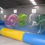 WATERBALL - Sfera acquatica in PVC