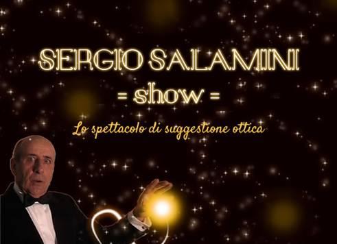 Sergio Salamini show il più grande ipnotizzatore italiano